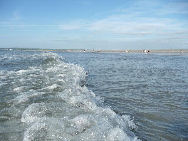 Westward Ho! : Breaking Waves & Coastal Scenery