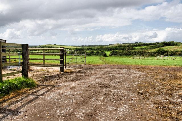 Farm north of Llangennith