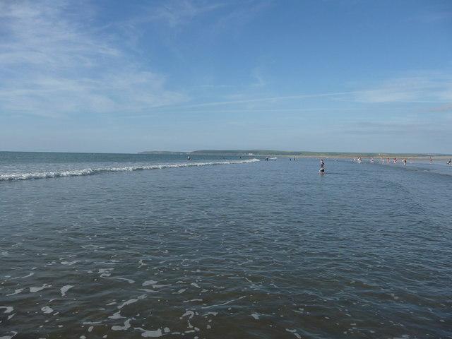 Westward Ho! : The Sea, Sandy Beach & Devon's North Coast
