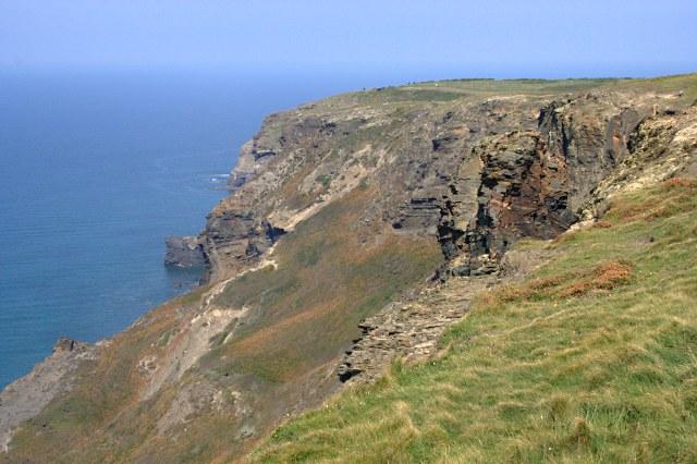 Cliffs Above The Strangles