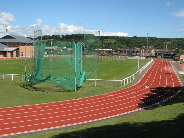 Wentworth athletics ground