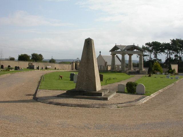 Poundbury Cemetery