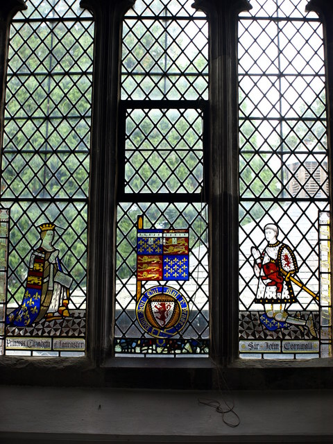 Window within St Andrews Church