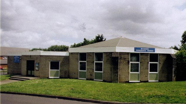 Buckskin Evangelical Church, Basingstoke