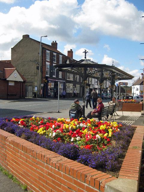Marketplace, Barton Upon Humber