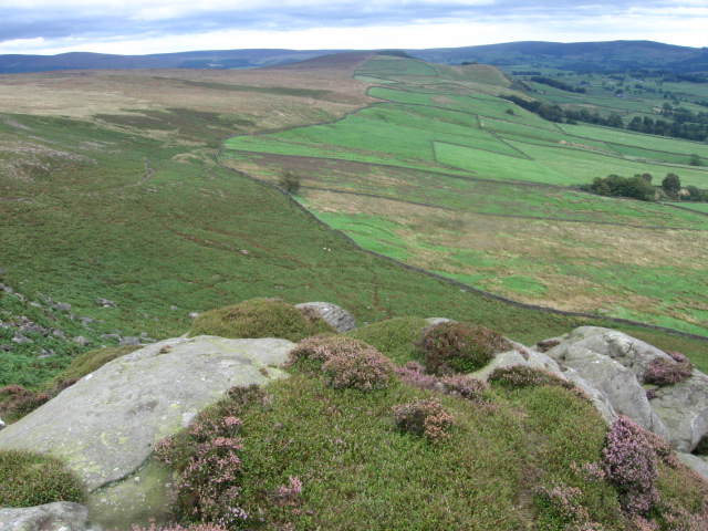From Embsay Crag