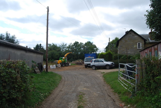 Farmyard, Brickhouse Farm