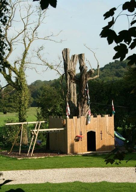 Tree Fort?