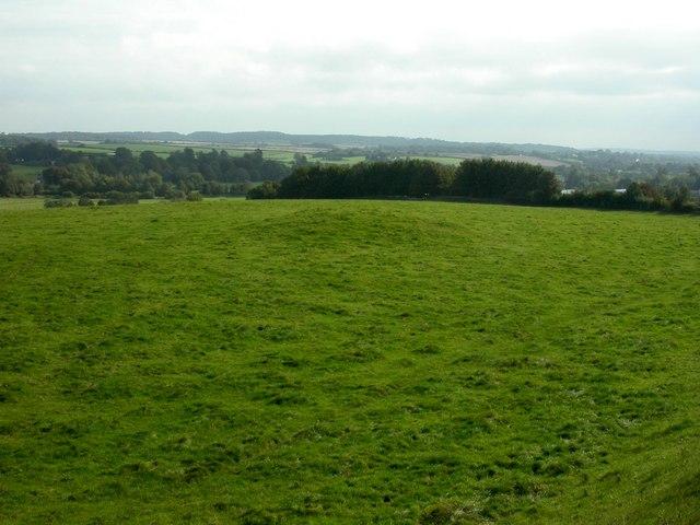 Poundbury, barrow
