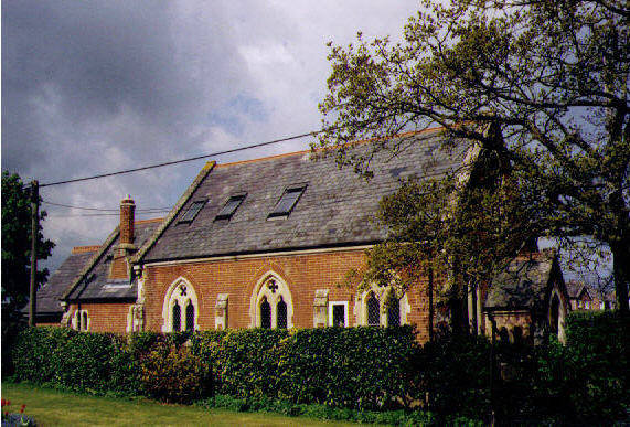 Former Methodist Chapel, Baughurst