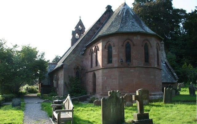 St Hilary's Erbistock