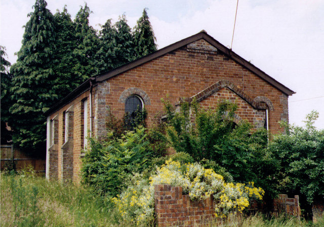 Former Methodist Chapel, Charter Alley