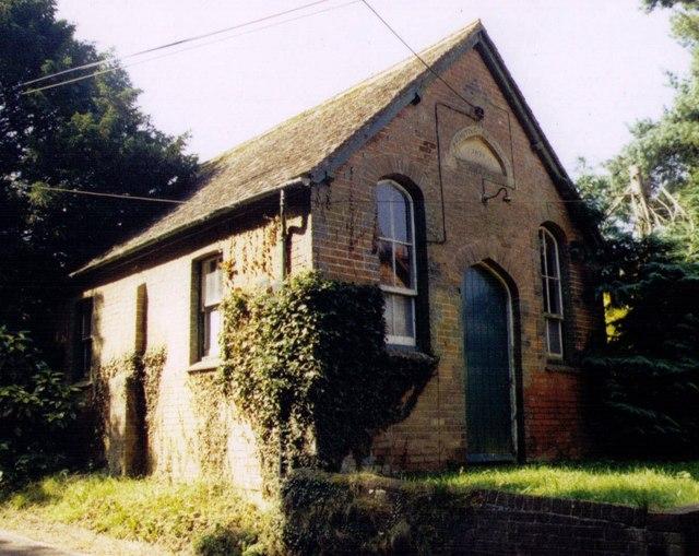 Hannington Methodist Chapel