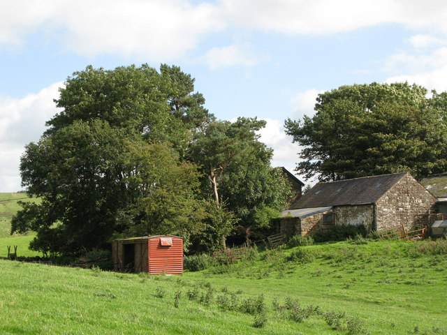 Wallend Farm, near Greenhead (2)
