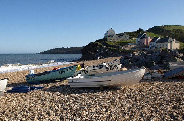 Boats, Hallsands