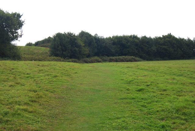 Tunbridge Wells Circular Path - heading towards Frant