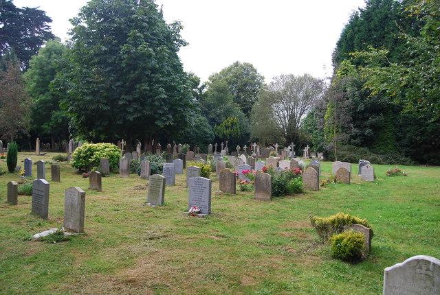 Frant Church Graveyard