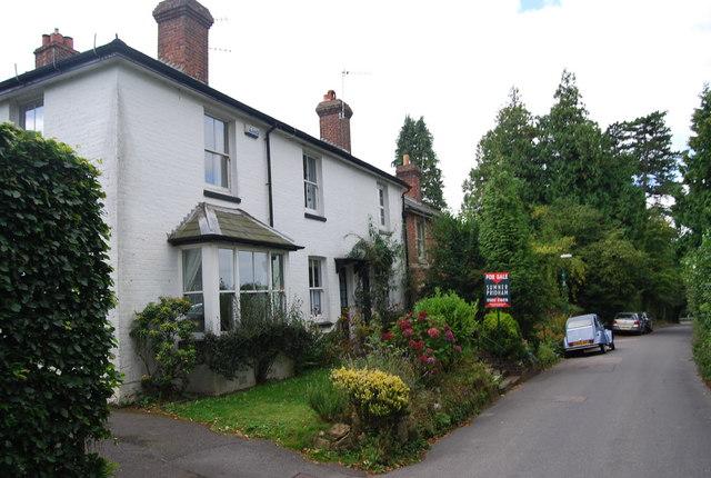 Cottages, Church Lane, Frant