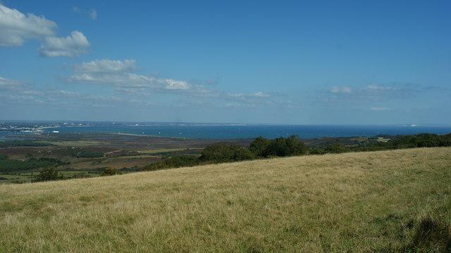 View From Nine Barrow Down, Dorset (1)
