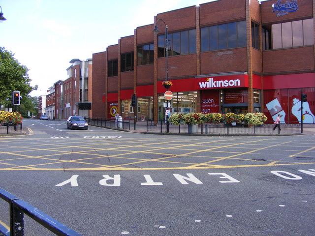 Wilkinson Wolverhampton