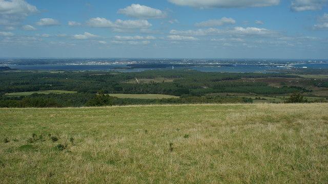 View From Nine Barrow Down, Dorset (2)