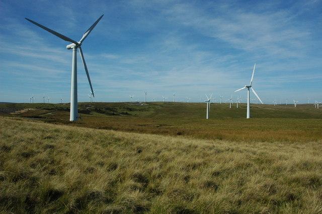 Carno Wind Farm