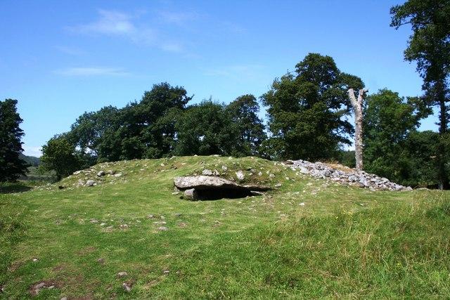 Dunchraigaig Cairn