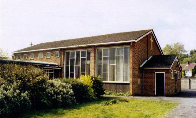 St Michael, Heath End, Tadley