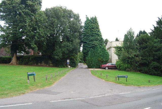 Shernfold Park , Frant