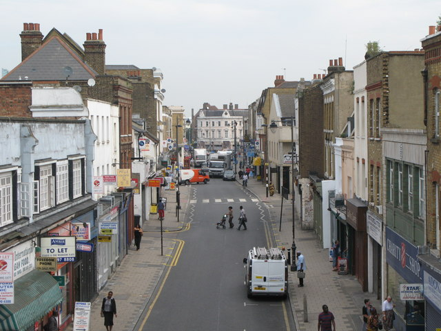Deptford High Street, SE8