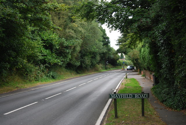 A267, Mayfield Rd, Frant