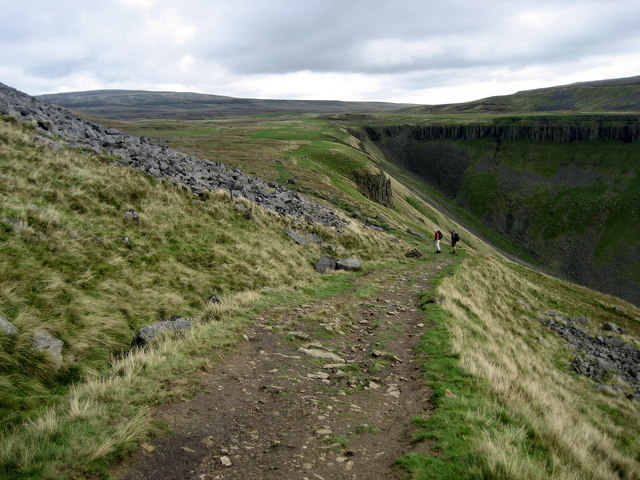 Pennine Way and High Cup