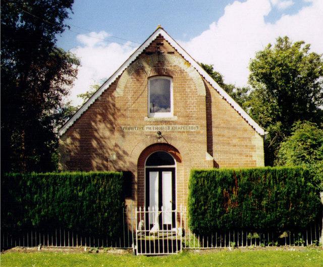 Former Methodist Chapel, Little London