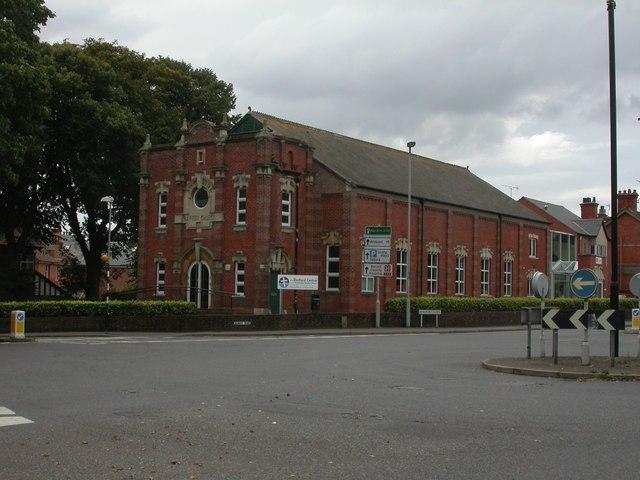 Dorchester Baptist Church