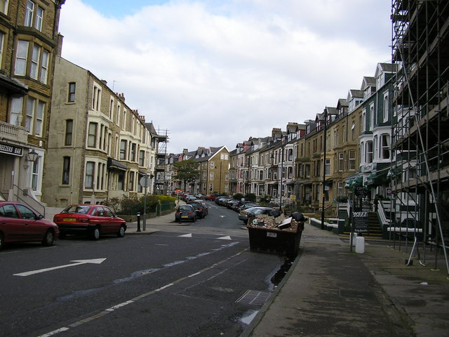 West End Road, Morecambe