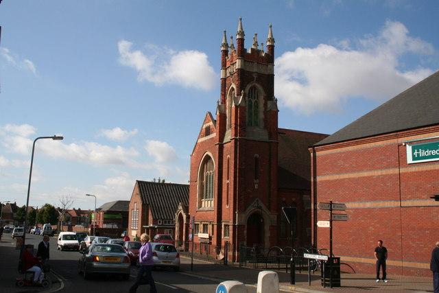 St. Paul's Baptist Church, Skegness