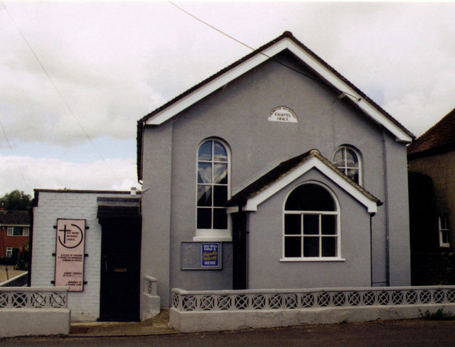 Old Basing Methodist Chapel