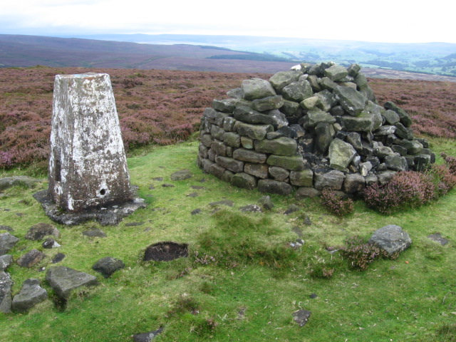 Halton Height trig point S5313