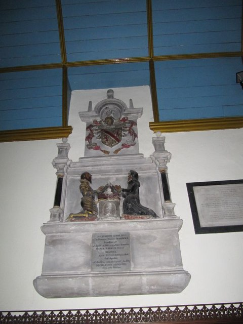 Memorial on the wall