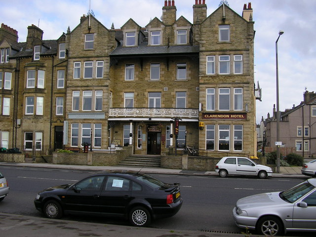 The Clarendon Hotel, Morecambe