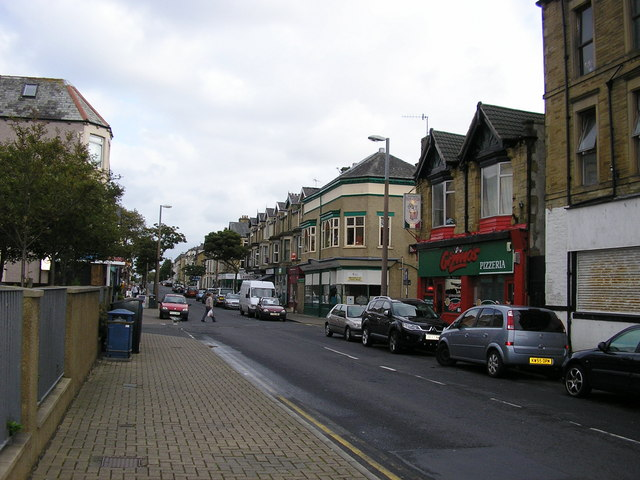 Albert Road, Morecambe
