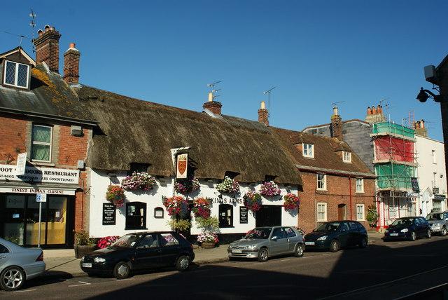 King's Arms, Wareham, Dorset