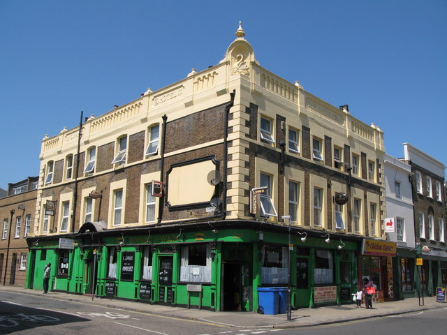 The White Swan, Deptford High Street, SE8