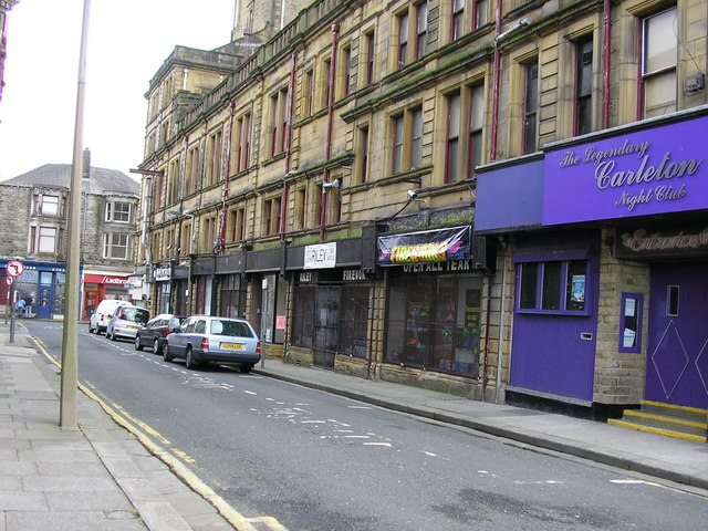 Lancashire Street, Morecambe