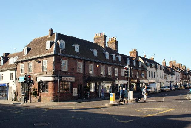 West Street, Wareham, Dorset