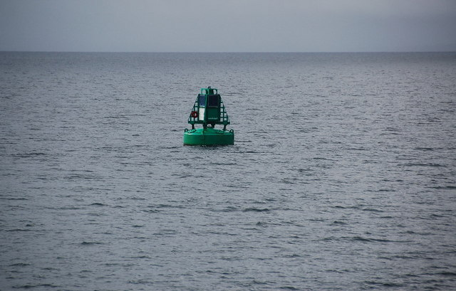 HMS Royal Oak Wreck Buoy