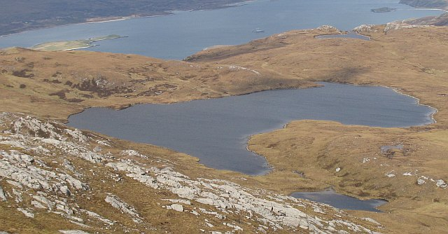 Loch Bealach na Sgeulachd