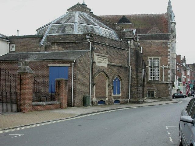 Dorchester, old police station