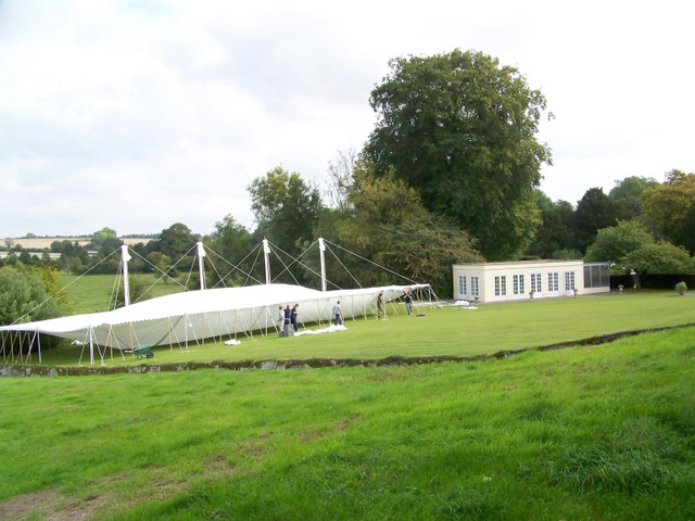 Marquee, Throope Manor