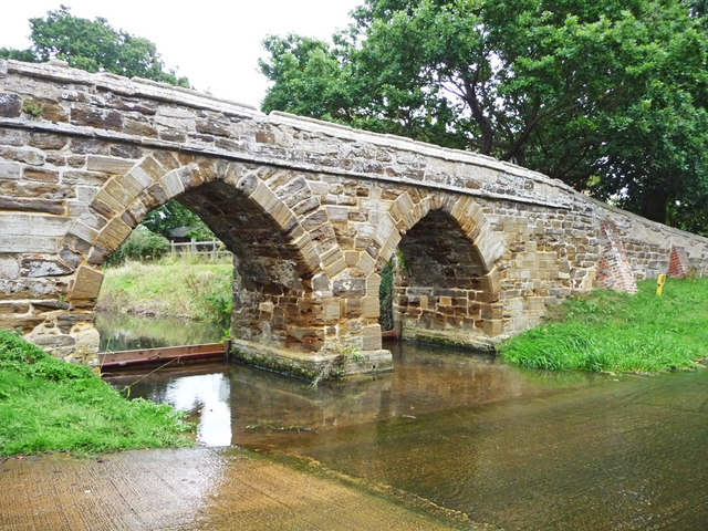 Sutton Ford and Packhorse Bridge, Bedfordshire